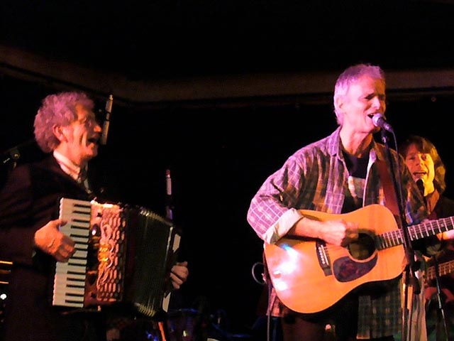 with Ron Nigrinni & David Woodhead