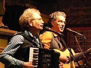Tom & Conrad Kipping at Waring House